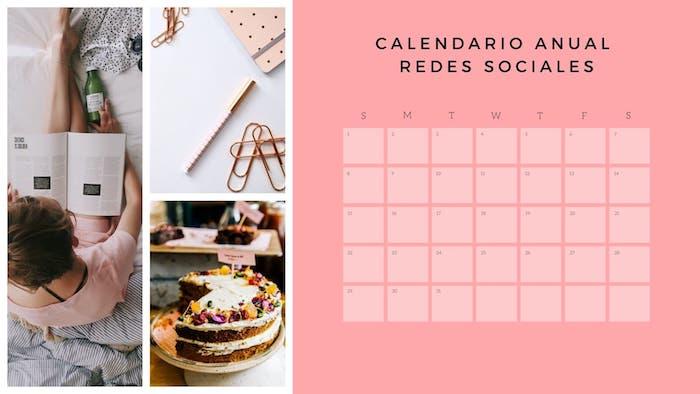 Cómo organizar las redes sociales para todo el año